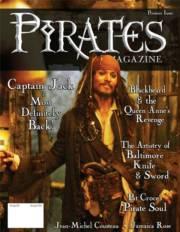 Reading - Pirates magazine Issue #1_image