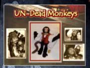 Cuddly UN-Dead Monkey - Large_image