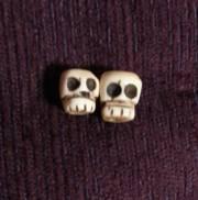 Capt. Jack's Beads: Skull beads_image