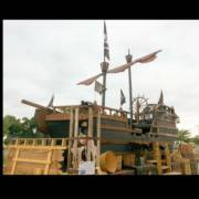 """$2500.00 Deposit for Pirate Party w/Ship +2 additional Pirates""_image"